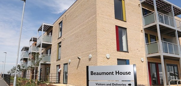 New Independent Living homes for over 55s